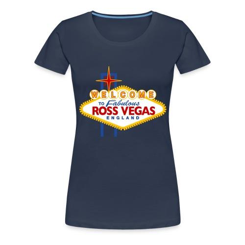 Ross Vegas - Women's Premium T-Shirt