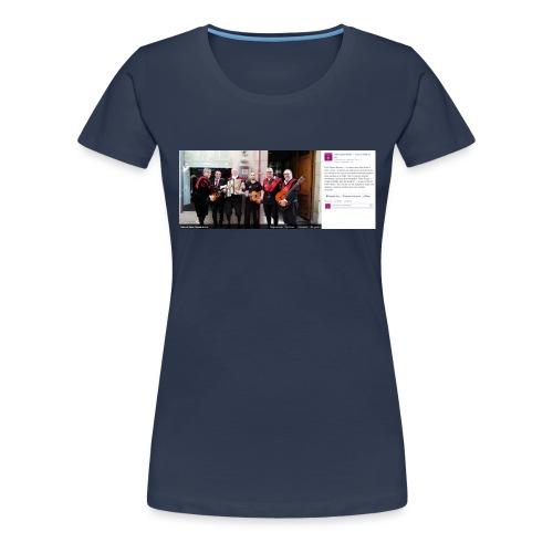 tunaTCR-jpg - Camiseta premium mujer