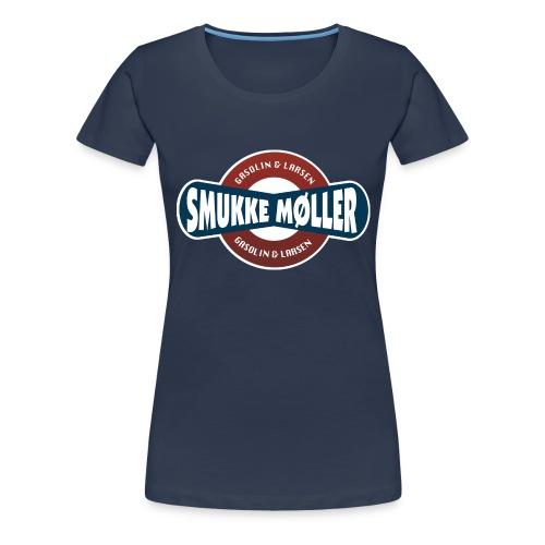 smlogo - Dame premium T-shirt