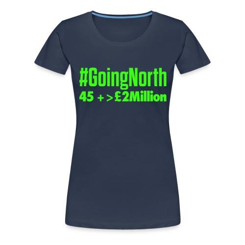 The BNI Journey - Women's Premium T-Shirt