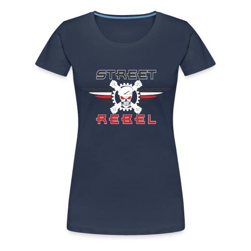 Street Rebel - Frauen Premium T-Shirt