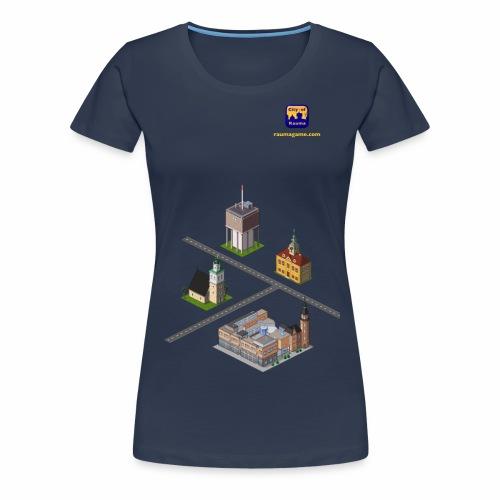 Rauma Game Mix - Women's Premium T-Shirt