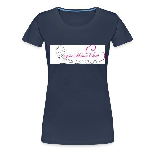projektmamastillt pink - Frauen Premium T-Shirt