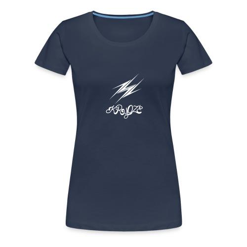 tee shirt KryoZe - T-shirt Premium Femme