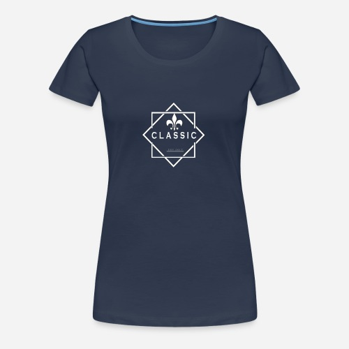 CLASSIC HAT - Women's Premium T-Shirt