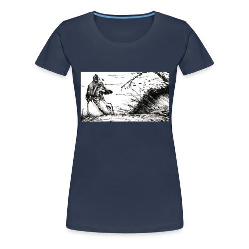 SERIOUS MAN - Maglietta Premium da donna