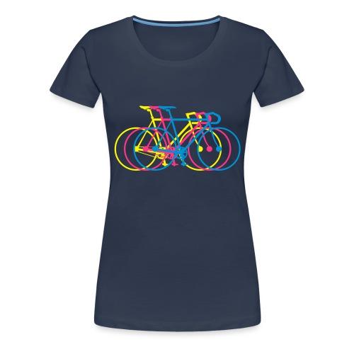tv-1 - T-shirt Premium Femme