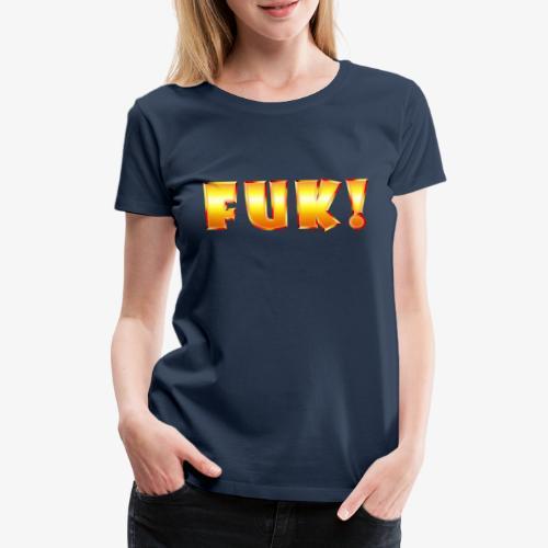 Logo New - Frauen Premium T-Shirt