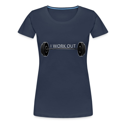 IWO Tank Top Men Blk - Women's Premium T-Shirt