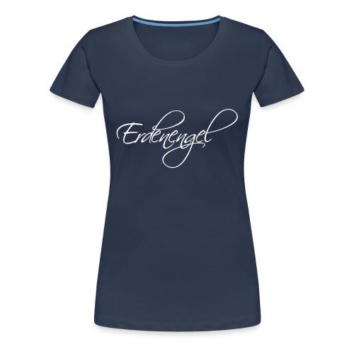 Erdenengel Weiß - Frauen Premium T-Shirt