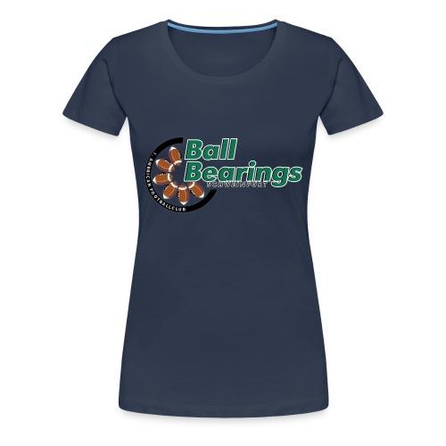 BB DJK Abteilungslogo Large png - Frauen Premium T-Shirt
