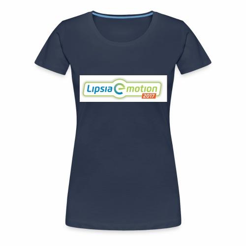 Liipsia-e-motion 2017 - Frauen Premium T-Shirt