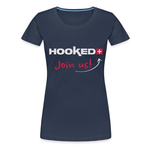 Forkle - Premium T-skjorte for kvinner