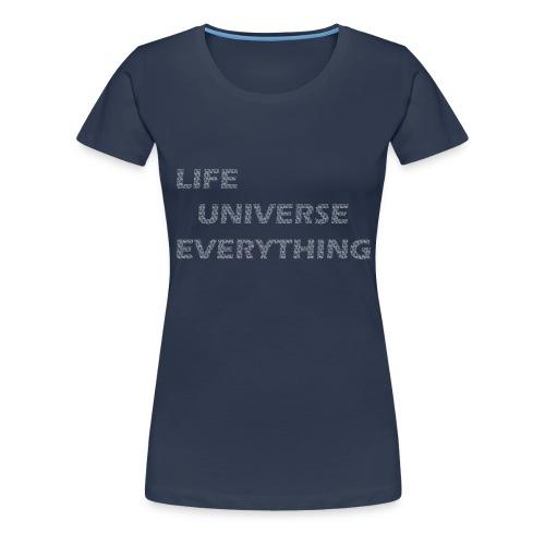 fourtytwo - Women's Premium T-Shirt