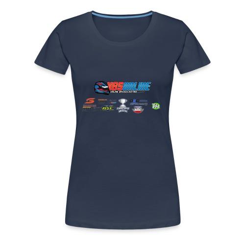 Series logos 2 - Women's Premium T-Shirt