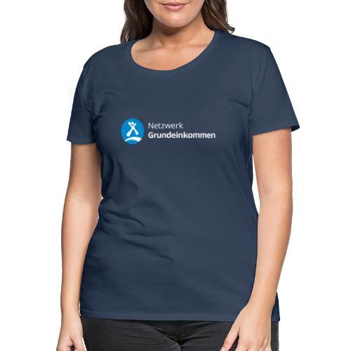 Netzwerk Grundeinkommen - Frauen Premium T-Shirt