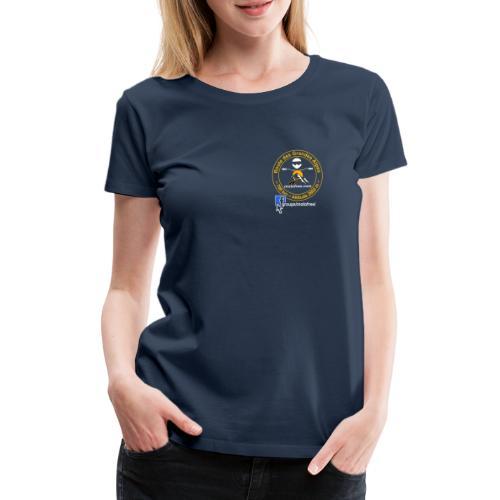 COMBO3 - T-shirt Premium Femme