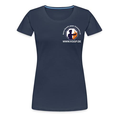 logo_invert - Frauen Premium T-Shirt