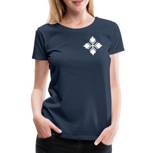 Konty logo - Naisten premium t-paita