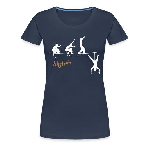 Highlife (woman) - Women's Premium T-Shirt