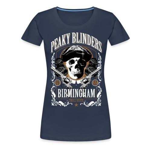 Peaky Blinder Black - Women's Premium T-Shirt
