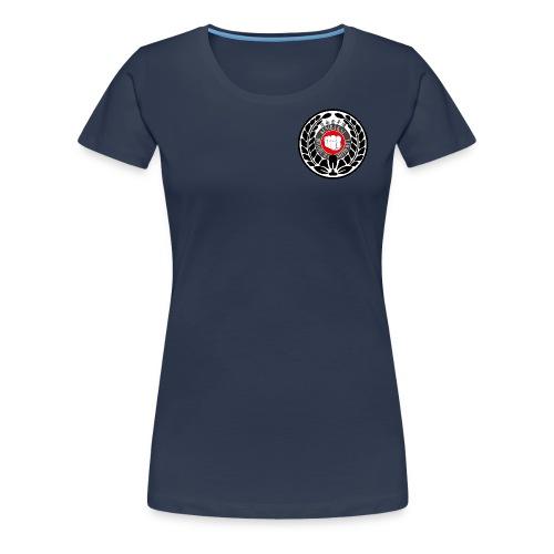 Kunibakai logo - Premium-T-shirt dam