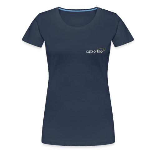 Astro_filo Bianco - Maglietta Premium da donna