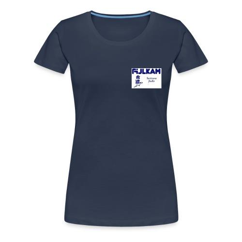 Fijlkam maglietta jpg - Maglietta Premium da donna