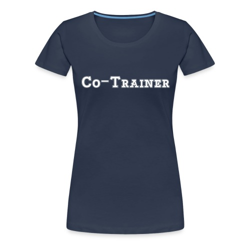 Co-Trainer - Frauen Premium T-Shirt