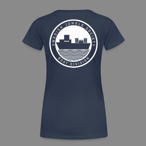 Boat Division Tshirt - Women's Premium T-Shirt