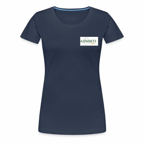 Alpanetz Logo Sport - Frauen Premium T-Shirt