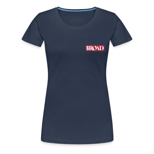 off roadfond klein - Frauen Premium T-Shirt