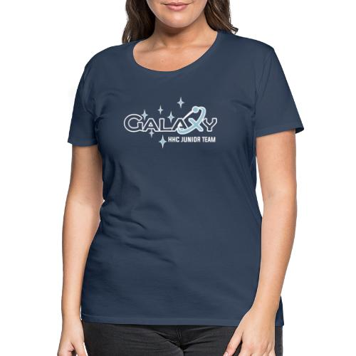 Galaxy - Frauen Premium T-Shirt