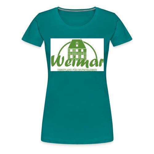 new Idea 4506512 - Frauen Premium T-Shirt