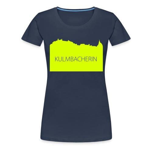 skyline_ku_frau_2 - Frauen Premium T-Shirt