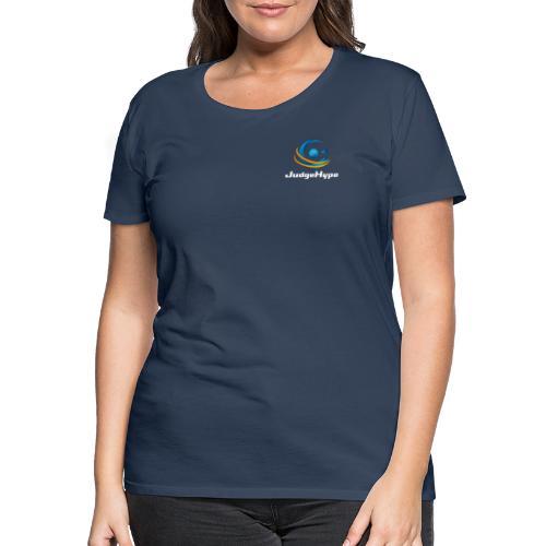 Logo JudgeHype - T-shirt Premium Femme