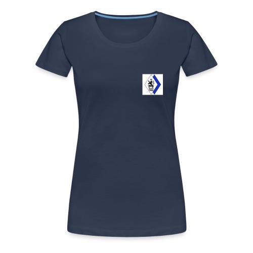 wbs logo - Frauen Premium T-Shirt
