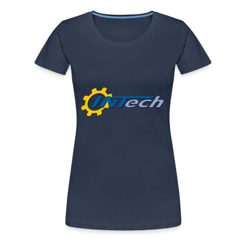 intech_logo - T-shirt Premium Femme