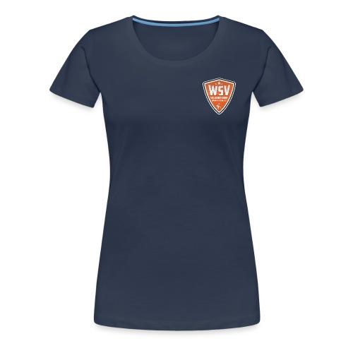 WSV 3D Logo - Frauen Premium T-Shirt