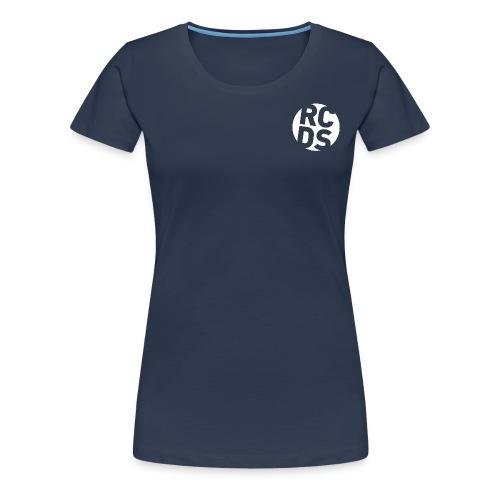 RCDS_negativ.png - Frauen Premium T-Shirt
