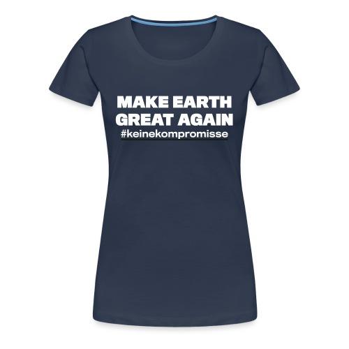 #keineKompromisse - Frauen Premium T-Shirt