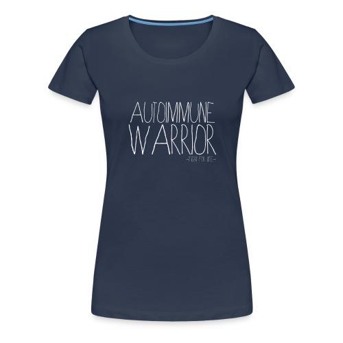AIWblanc - T-shirt Premium Femme