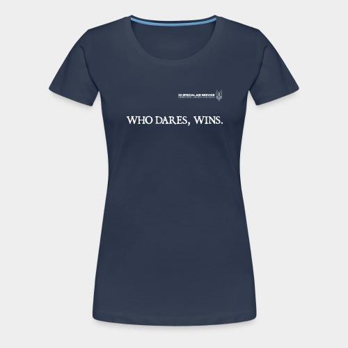 Creed: 22 SAS - Women's Premium T-Shirt