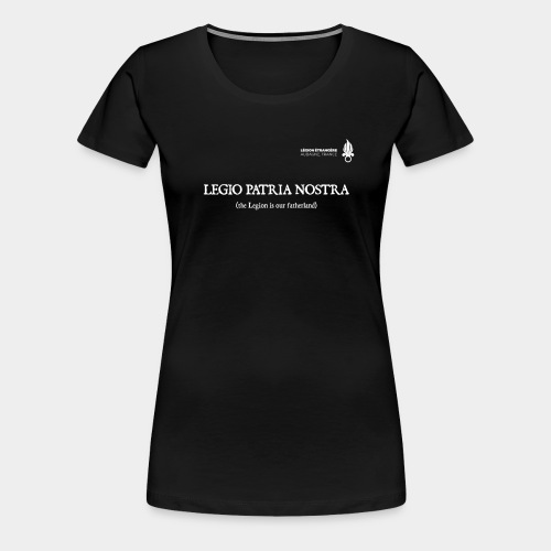 Creed: Legion Etrangere - Women's Premium T-Shirt