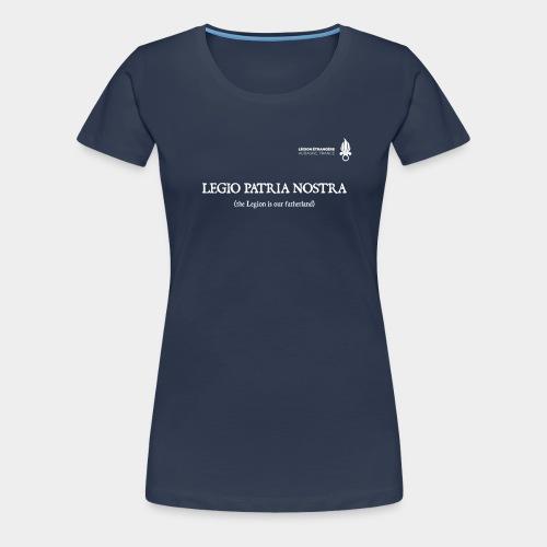 Creed: Legion Etrangere - Women's Premium T-Shirt