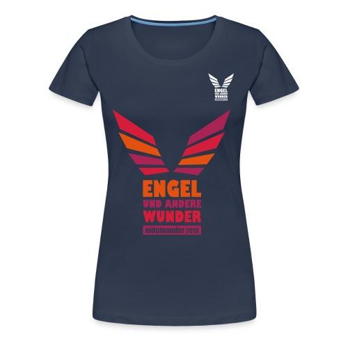t-shirt-einfarbig - Frauen Premium T-Shirt