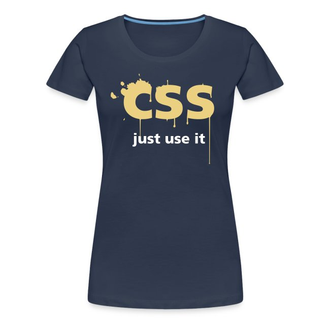 CSS Just Use It !