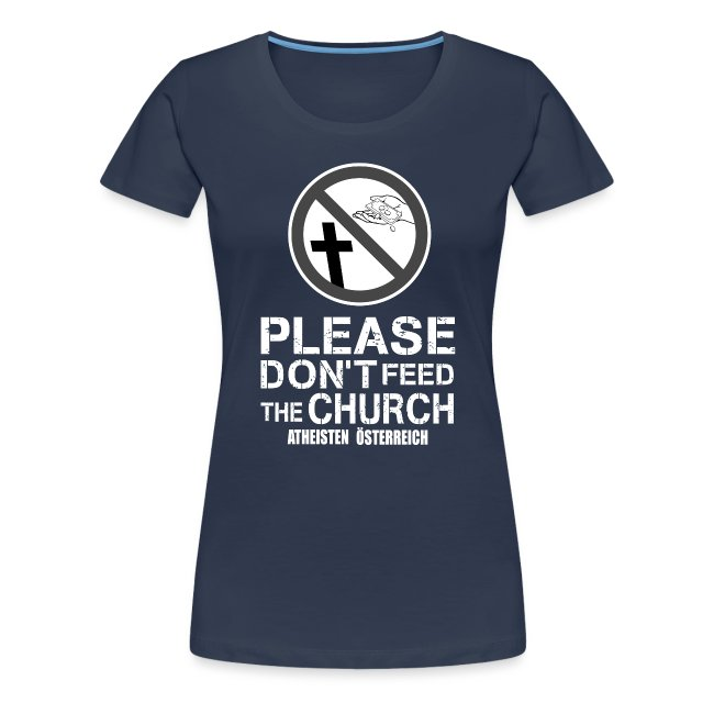 Please don't feed the church
