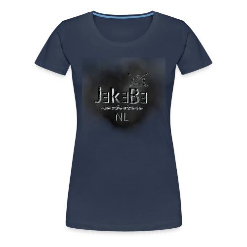 jekebe nl - Vrouwen Premium T-shirt