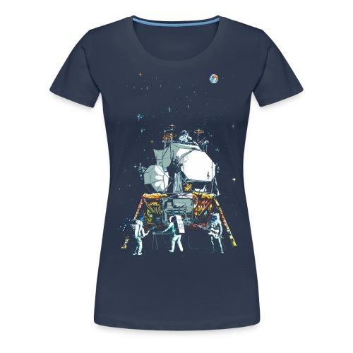 spacemen rock - T-shirt Premium Femme